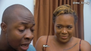 MC Lively - Temptation On Sallah Day (Comedy Video)