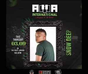 Da Kruk & Snow Deep – Ama-International Show #2