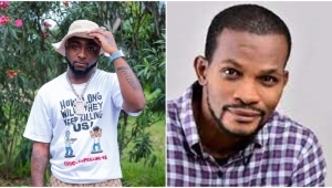 """""""Who Sags And Drink While Mourning A Friend"""" – Uche Maduagwu Shades Davido"""