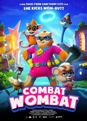 Combat Wombat (2020) (Animation)