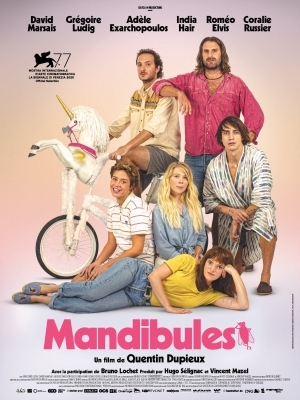 Mandibles (2020) (French)