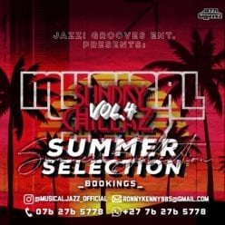 Musical Jazz – Sunday ChillazzZ Vol.4