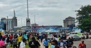 Why We Fired Tear Gas At Protesters At Lekki Tollgate – Police