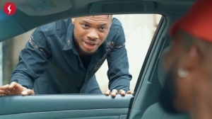 Brodashaggi Teaches POCO LEE How To Drive (Comedy Video)