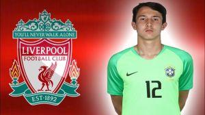 Liverpool Sign Brazilian U17 Goalkeeper Marcelo Pitaluga