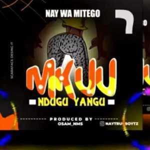 Nay Wamitego – Mkuu Ndugu Yangu