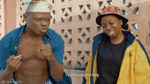 TAAOOMA - Baba TAO vs Lagos Thugs  (Comedy Video)