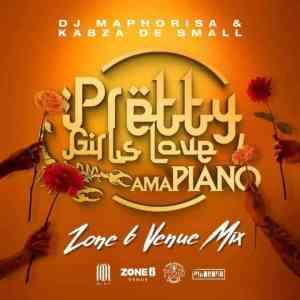 Kabza De Small, Dlala Thukzin, DJ Maphorisa – Phuze (Amapiano Remix ) ft. Zaba, Young Stunna