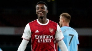 Arsenal striker Nketiah ready for pre-contract talks with foreign clubs