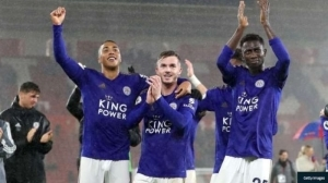 Ndidi Says Leicester City Had A Great Season Despite Missing Out On Champions League