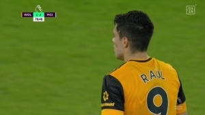 Great Play From Wolves Leads To A Goal For Raúl