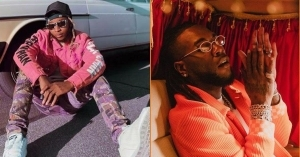 """Burna Boy Needs To Be Honored In A Memorable Way For Bringing The Grammy Home"" - Singer, Yung6ix"