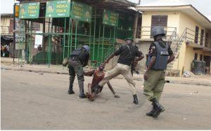 UPDATE!!! Police Arrest 'Soldier' Over Alleged Murder Of Akwa Ibom Motorist