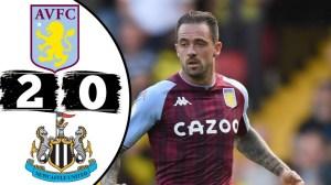 Aston Villa vs Newcastle 2 - 0 (Premier League 2021 Goals & Highlights)