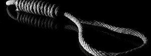 Man hangs himself at in-law