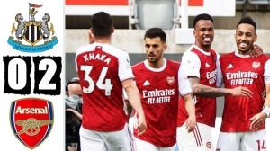 Newcastle vs Arsenal  0 - 2 (Premier League Goals & Highlights 2021)
