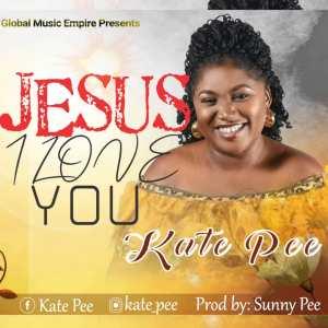 Kate Pee – Jesus I love You