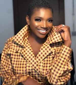 Check Out Annie Idibia's Stunning Look As She Celebrates Her 36th Birthday