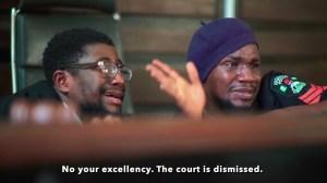 Woos The Court Clerk -  Lawyer Kunle In Court (Episode 5)