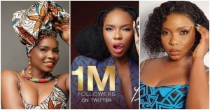 Reactions As Over 2000 Fans Unfollow Yemi Alade On Twitter After She Celebrated 1M Followers