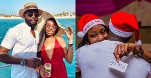 "BBNaija: ""Thank You For Bringing Sunshine To My Life"" – Gedoni Celebrates Two Years Of Meeting His Wife, Khafi"