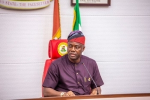 Seyi Makinde Blames Oyo Security Challenges On Population Increase