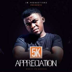 Jive MaWeekend – 5K Appreciation Mix (Lockdown Edition)