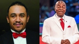 """""""Nigerians Needs To Wake Up From Religious Dreams"""" – Daddy Freeze reacts to Bishop Oyedepo Sacking Pastors Over Poor Income"""