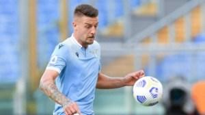 Liverpool in contact with Lazio midfielder Milinkovic-Savic
