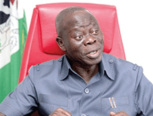 Edo Election: Oshiomhole Reacts To APC's Loss, Says 'You Win Some, Lose Some'