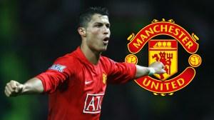 Man Utd confirm Ronaldo transfer in £13m move from Juventus