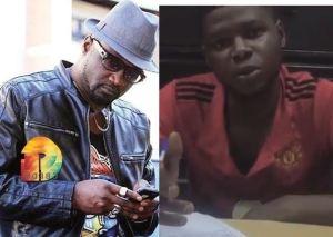 Young Boy Who Sent His Death Threat To Jude Okoye Over Cynthia Morgan
