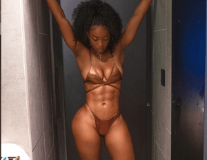 See photos of this insanely sexy model Edwina Wehjla, that