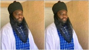 JUBILATION! Mohammed Kawu Emerges New Emir Of Lafiagi Emirate, Kwara