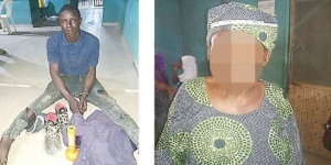 25-year-old Truck Driver Rapes 70-year-old Woman After Breaking Into Her Home