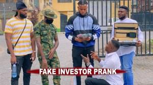 Zfancy - FAKE INVESTOR Prank (Comedy Video)