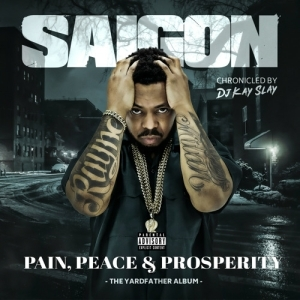 Saigon - The Streets (feat. Jermaine Paul)