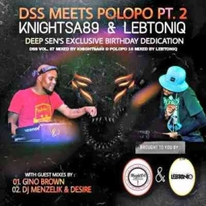 Dj Menzelik & Desire – POLOPO 18 (Guest Mix)