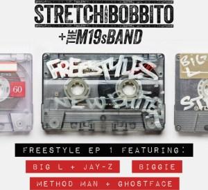 Stretch & Bobbito - Method Man + Ghostface Freestyle