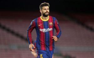 Ballon d' Or 2021: Gerard Pique names player that should win award