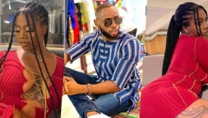 """BBNaija: """"Angel Is A Distraction And Has A Vibe I Can Be Lured Into"""" – Emmanuel Confesses (Video)"""