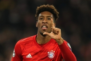 Kingsley Coman In COVID-19 Quarantine After Contact With Infected Person