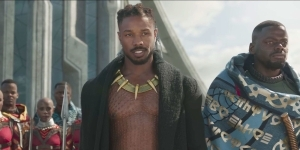 Michael B. Jordan Always Willing To Return For Black Panther 2