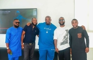 Don Jazzy Sends Important Message to Iyanya, Ubi Frankin for Reconciling