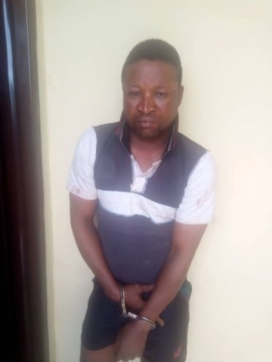 BUSTED!! 40-Year-Old Man Rapes 60-Year-Old Woman In Ogun