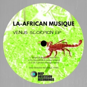 La-African Musique – The Guru (Afrotech Nuclear Weapon)