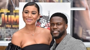 American Comedian Kevin Hart And Wife, Eniko Parrish, Welcome Baby Daughter
