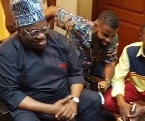 Dele Momodu Joins Nollywood