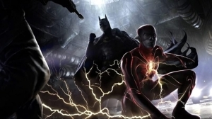 The Flash Director Andy Muschietti Shares Another Photo Teasing Batman