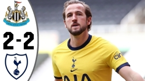 Newcastle vs Tottenham	2 - 2 (Premier League Goals & Highlights 2021)